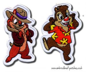 Chip and Dale Aufnaher-01